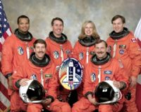 STS- 85 Official NASA Crew Portrait